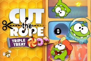 Cute the ropegame is highly popular puzzle game for kids that is based upon the law of physics and imagination of a child.