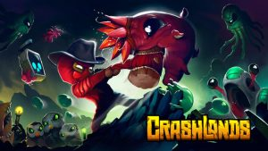 Crashlands adventure game