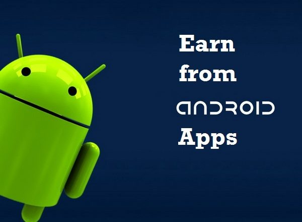 write android apps make money