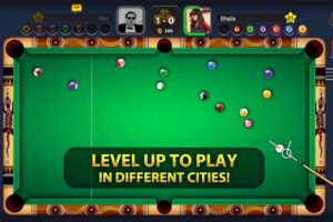 snooker games