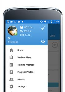 Android Gym APP