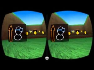 virtual reality android game