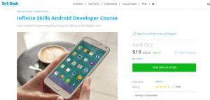 The most authentic and acknowledge courses as it is developed by Android authority.