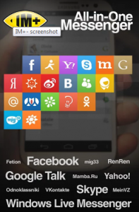 All in one messenger App