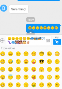 Android SMS application