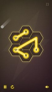 You will gradually find it nearly impossible to complete the circuit while solving the puzzles.