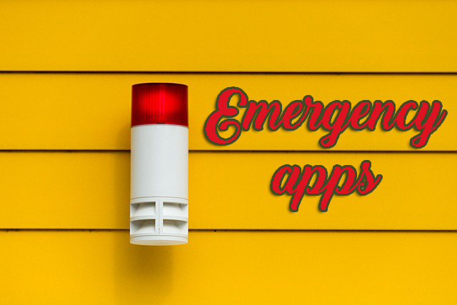 There are many emergency apps for Android that can help you in critical situations and make sure you and your's family safety.