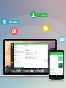 access and manage your Android phone from PC