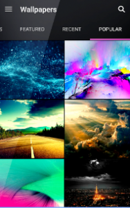 Phone personalization with free wallpapers and ringtones.