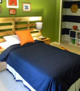 house keeping and bedroom decoration
