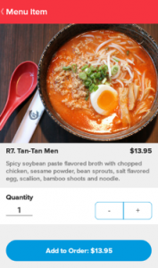 Takeout and Food ordering App For Android