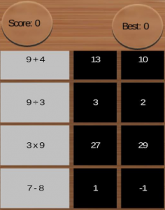 Mind games for android