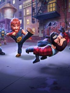 chuck norris game