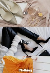 perfect shoes application