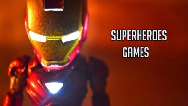 best superheroes games on Android