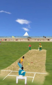 select your bowlers from the players