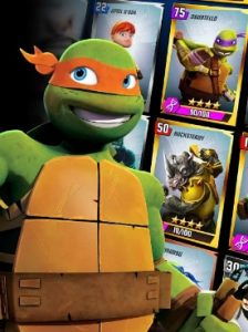 Teenage Mutant Ninja Turtles game for Android