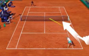 3D tennis tournaments