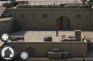 Modern sniper shooter game