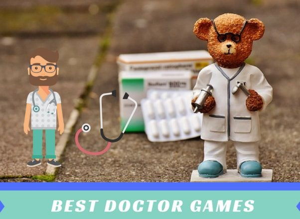 Doctor Games for mobile