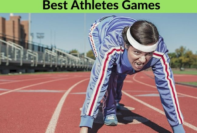 Best Athletes Games for android