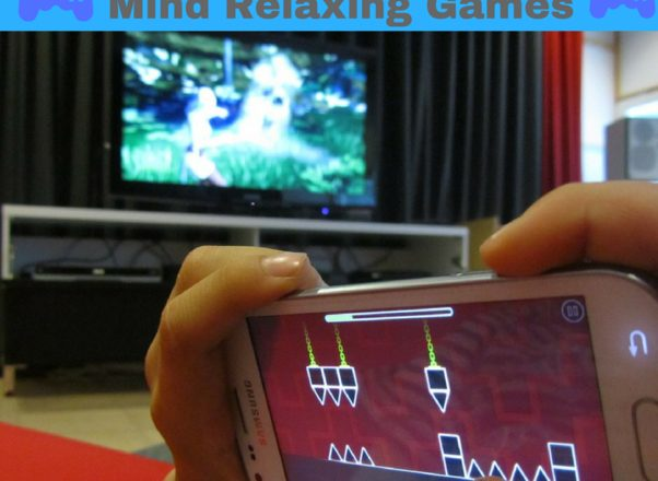 Play Mind Relaxing Games To Release Stress