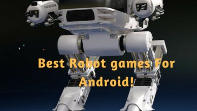 Best Robot Games For Android