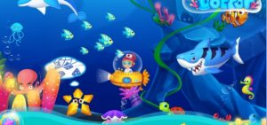 rescue ocean animals in this doctor game