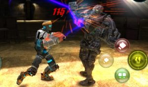 Robo Multiplayer battles online