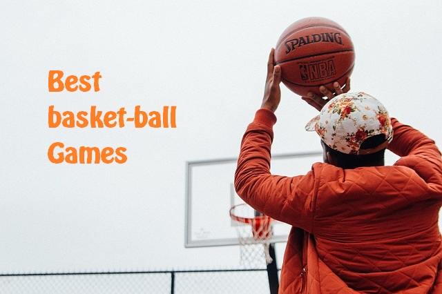 Basket Ball Games to play with friends online