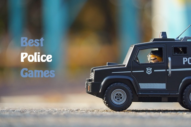 Police Games to protect your country