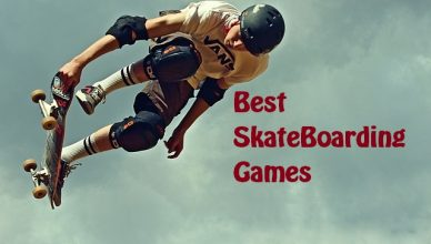 Skateboard Games to do stunts with friends