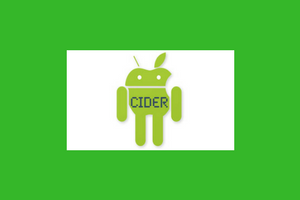 download cider apk