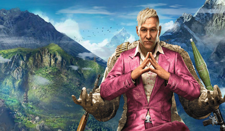 Best first person shooter games like far cry