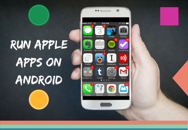 3 IOS Emulator For Android To Run Apple Apps on Android