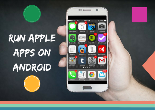 run iphone apps on android 3 ios emulator for android to run apple apps on android 7898