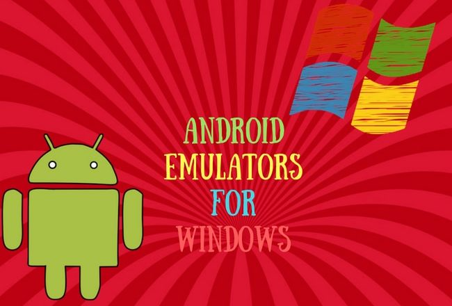 However, having an Android emulators for windows would not hurt you. The tricky part about using Android platform on your windows is choosing the right emulator.