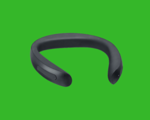 Batband is a device that can do that without hindering your ability to listen external sounds