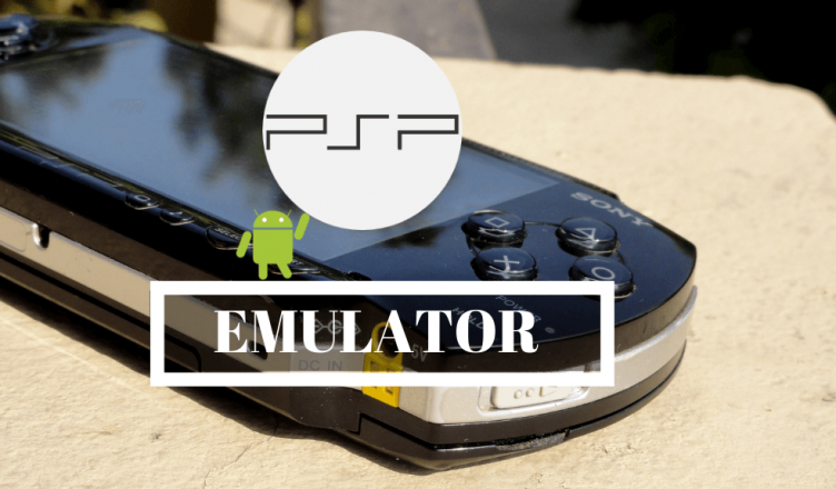 run emulators on psp