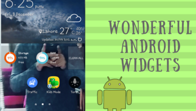 If you have not ever used Android widgets and wondering why should have one, then there are two big reasons.