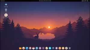 Having a Linux Android emulator can make your PC an Android device too.