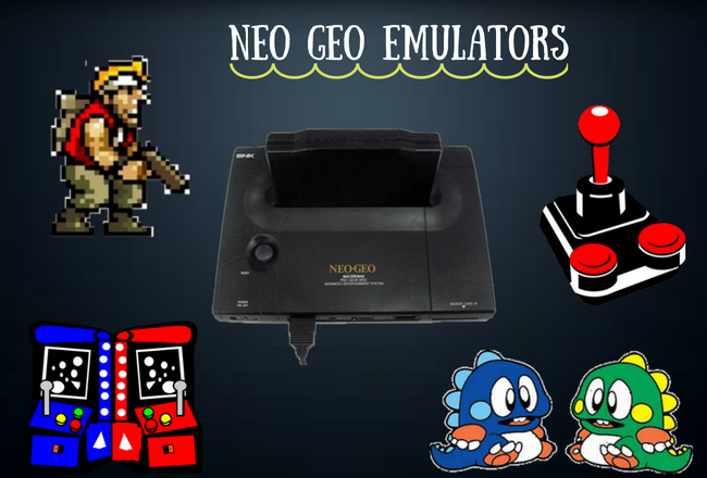 best neo geo emulator for windows 10