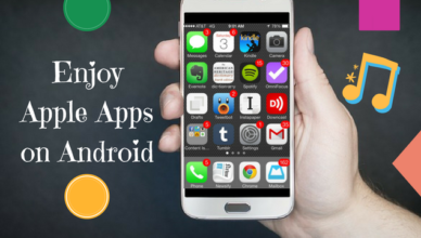 With iemu apk, you can run IPhone apps on Android.