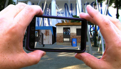 So, be the first to feel the future and see how today's augmented reality apps works and how they can be improved.