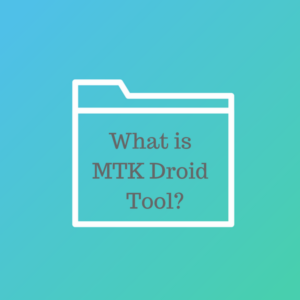 Many Android devices are Mtk and this tool comes really handy if recovering up your phone data, Creating scatter files and rooting your device and much more.