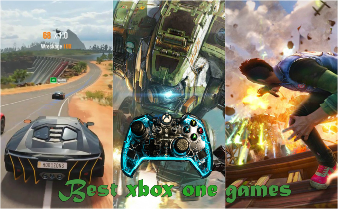 10 Best Xbox One Games With Addictive Gameplay - AndroidEbook