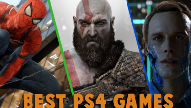 best ps4 games that makes best playstation 4 games list