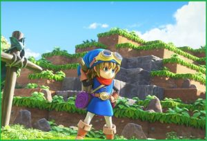 Dragon Quest Builders is literally a dragon quest with a big twist in it
