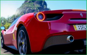 Forza Horizon seems like try to make this a new blend of two gaming genre, Car racing and Open world.