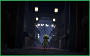 Little Nightmares is literally an original Xbox game that can be considered as an art piece of gaming console.